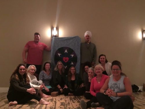 Moksha Yoga Barrie Transformational Breath Workshop
