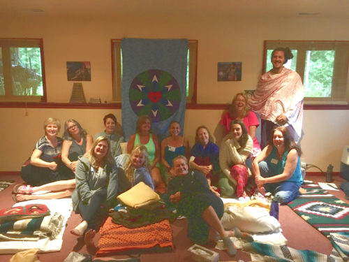 Womens Retreat Transformational Breath® Workshop
