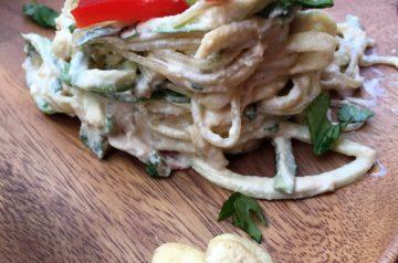 Raw Fettuccini Alcashew